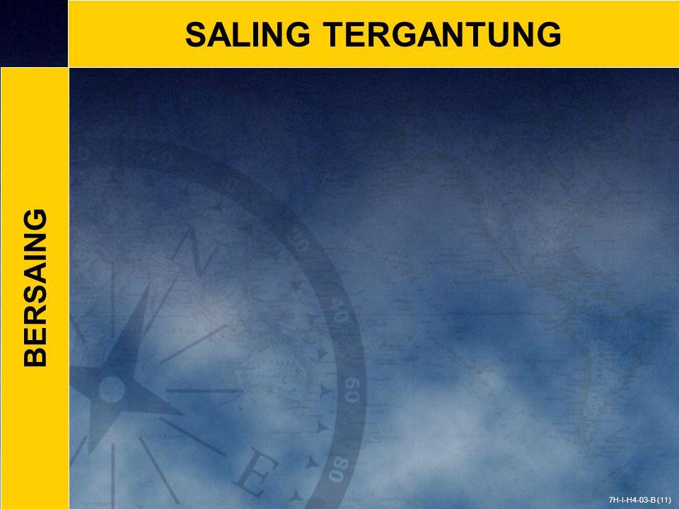 SALING TERGANTUNG 7H-I-H4-03-B (11) BERSAING