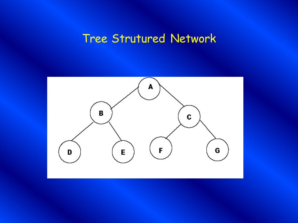 Tree Strutured Network