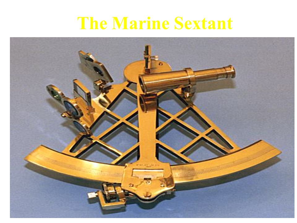 The Marine Sextant