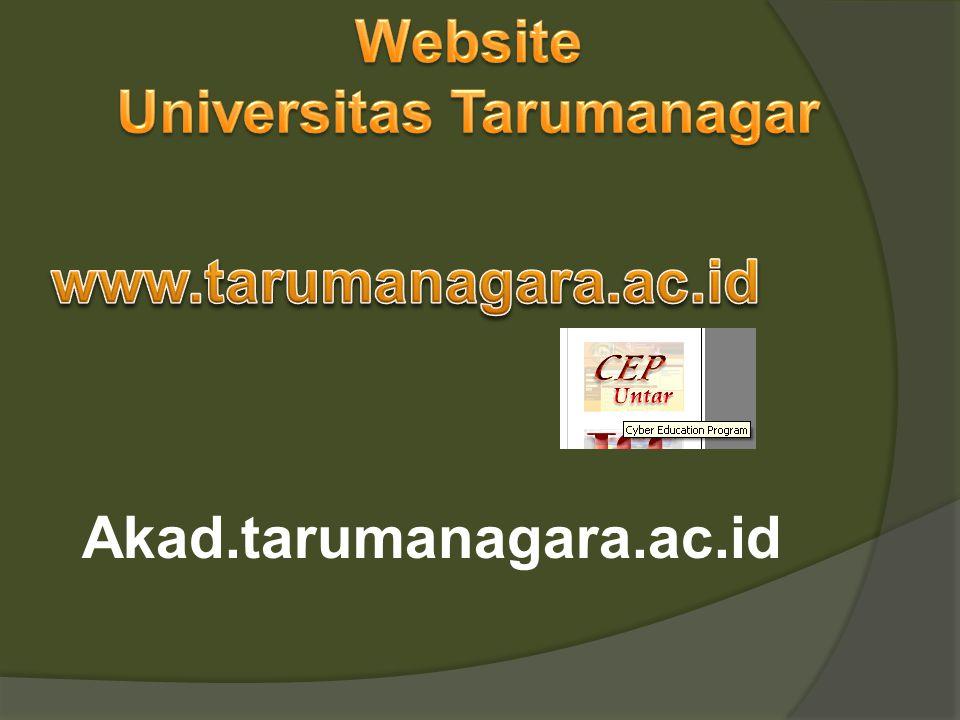 Akad.tarumanagara.ac.id
