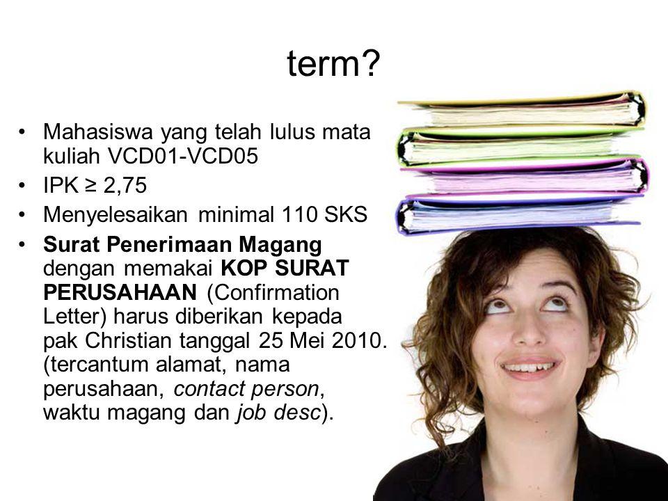 term.