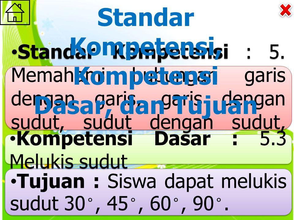 Standar Kompetensi : 5.