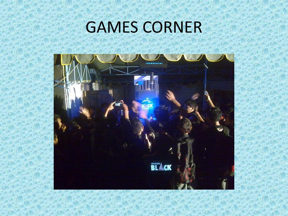 GAMES CORNER