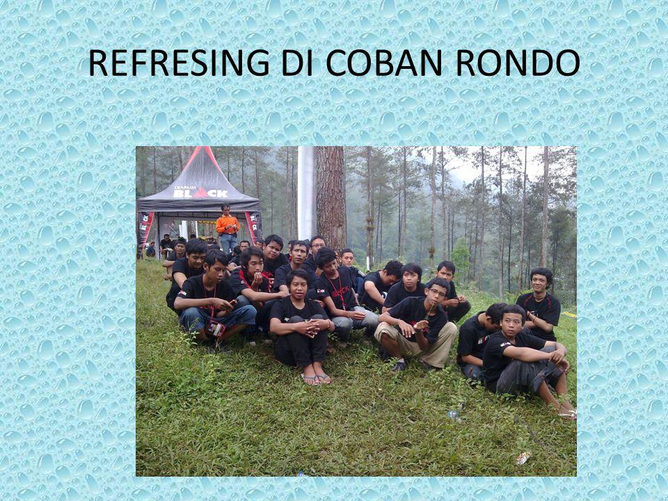 REFRESING DI COBAN RONDO