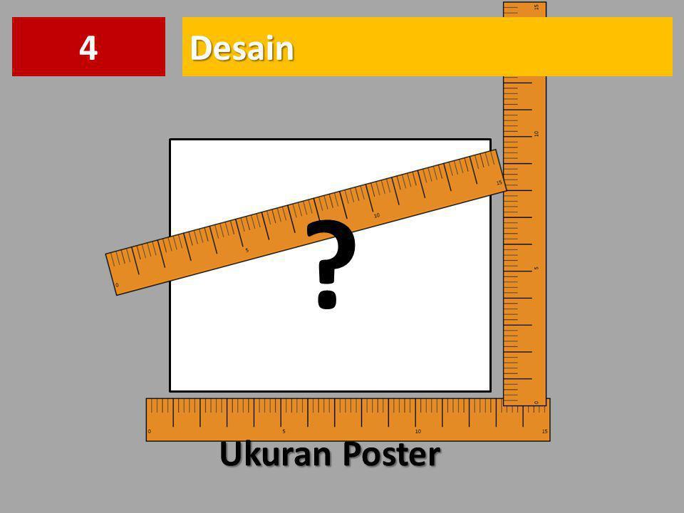 ? Ukuran Poster Desain4