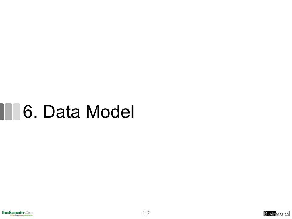 6. Data Model 117