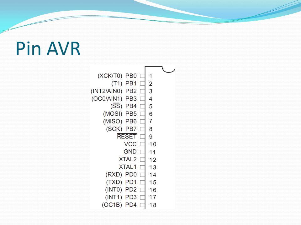 Pin AVR