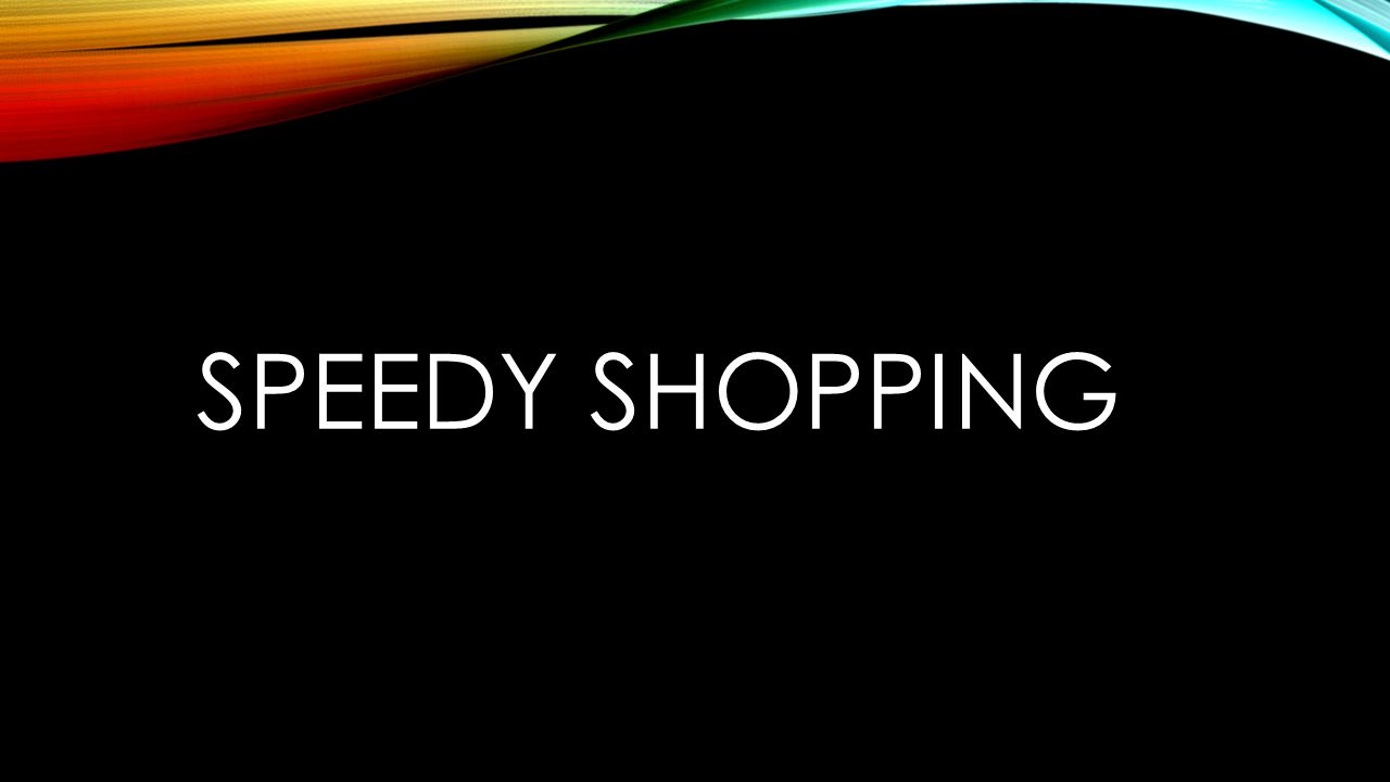 Berbelanja adalah suatu kegiatan untuk memenuhi kebutuhan hidup.