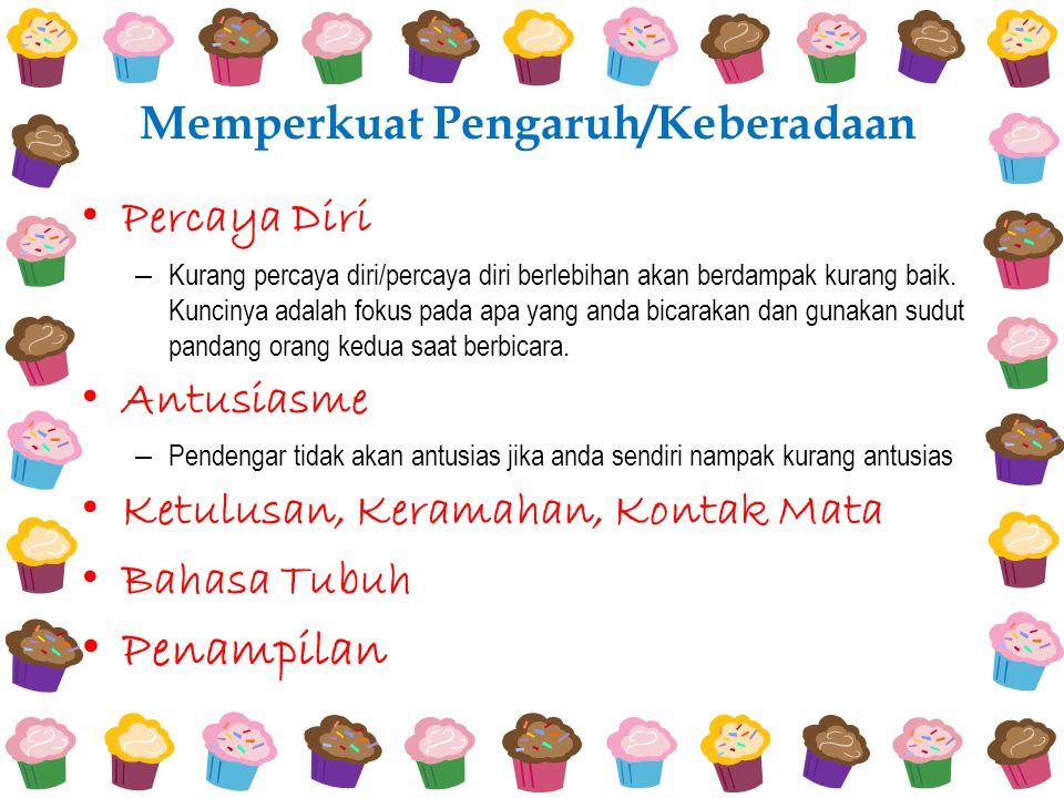 Manuscript Memorized Impromptu Extemporaneous Jenis Presentasi Lisan
