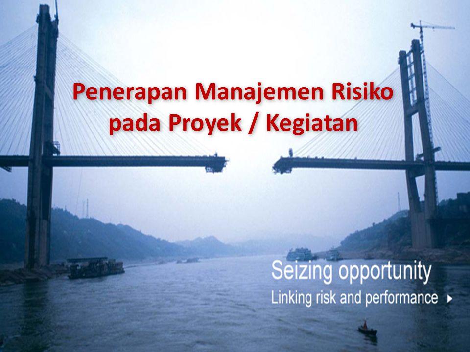 RISK MANAGEMENT ADVISORY & SOLUTIONS www.apb-group.com | + 62 21 5790 0805 Diklat Manajemen Risiko PT PLN (Persero) Penerapan Manajemen Risiko pada Pr