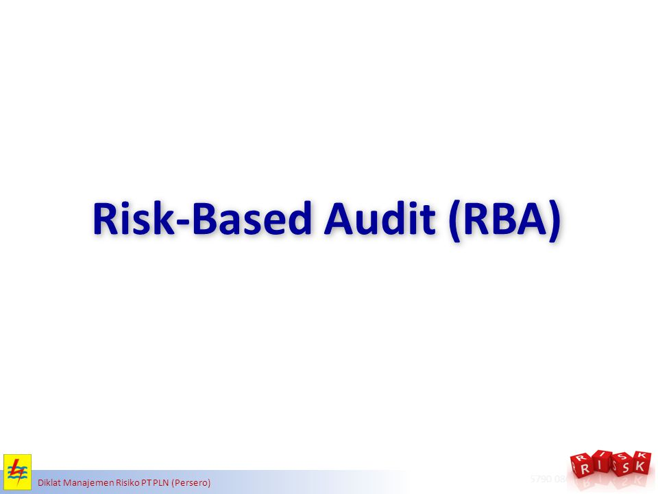 RISK MANAGEMENT ADVISORY & SOLUTIONS www.apb-group.com | + 62 21 5790 0805 Diklat Manajemen Risiko PT PLN (Persero) Risk-Based Audit (RBA)