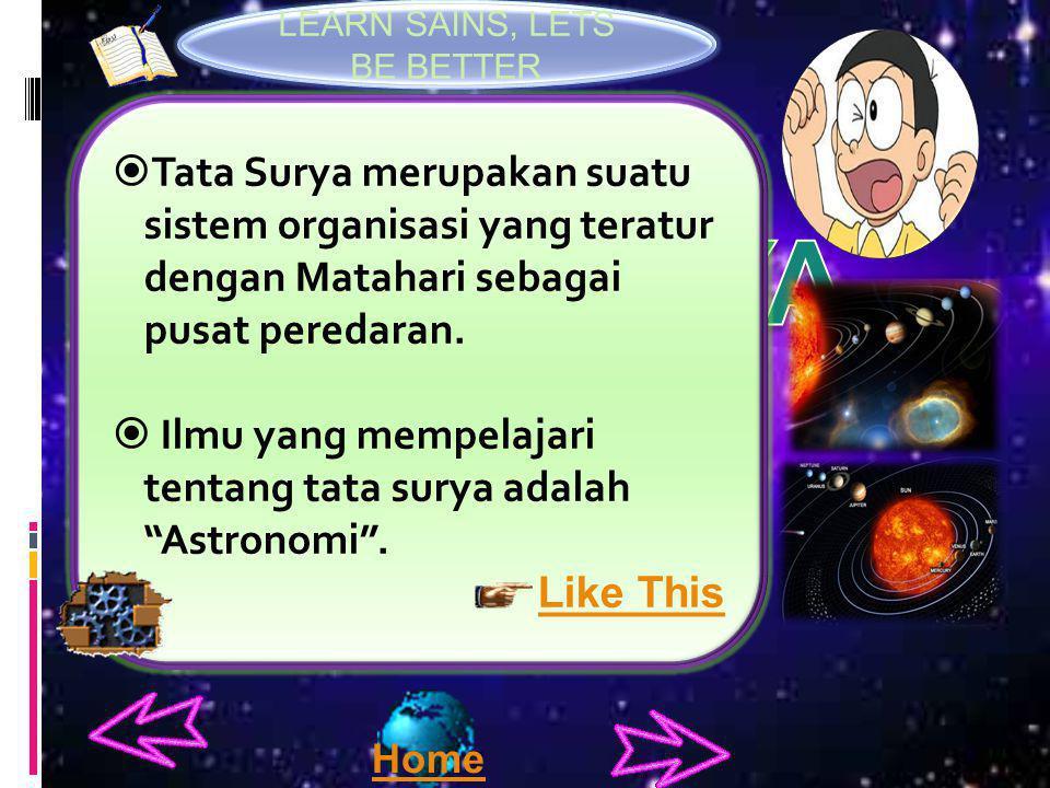 Tata.Surya. Zzzzzt.. !@$%^ &*() Nobita : saya pak guru!!.
