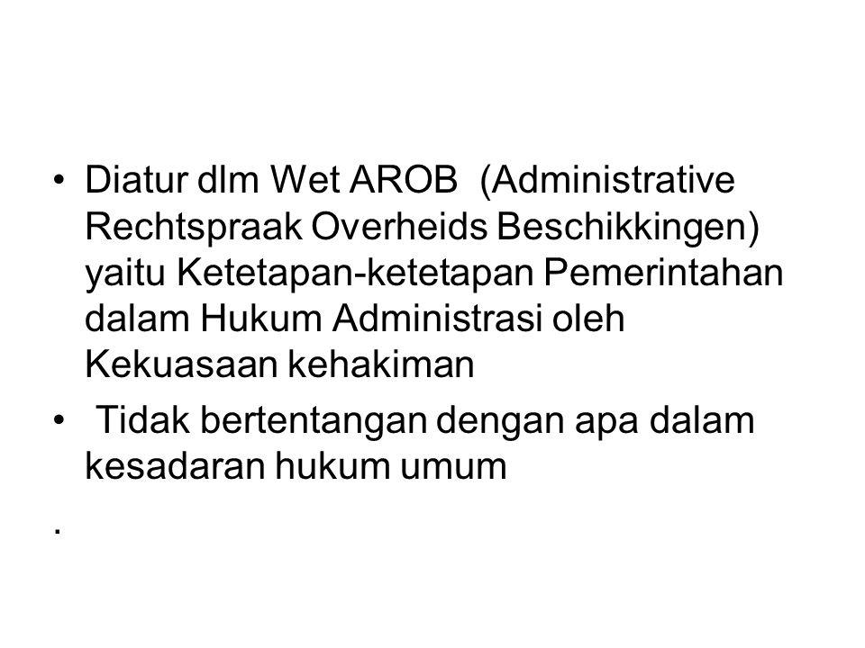 Sebagai hukum tidak tertulis, arti yg tepat ABBB bagi tiap keadaan tersendiri, tidak selalu dapat dijabarkan dgn teliti.