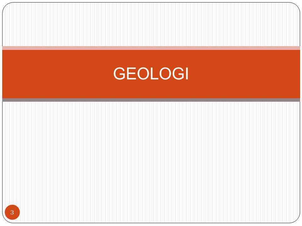 GEOLOGI 3