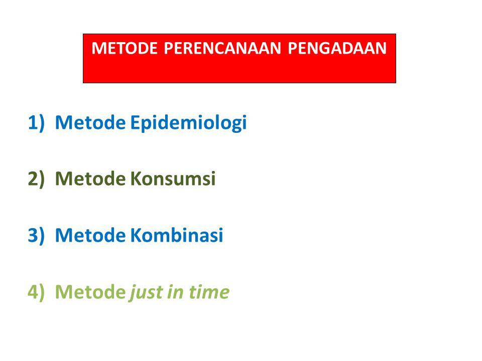 1.V (Vital) Golongan obat yang harus ada 2.E (Esensial) Golongan obat yang penting untuk diadakan 3.N (non esensial) Golongan obat yang kurang penting diadakan METODE V-E-N