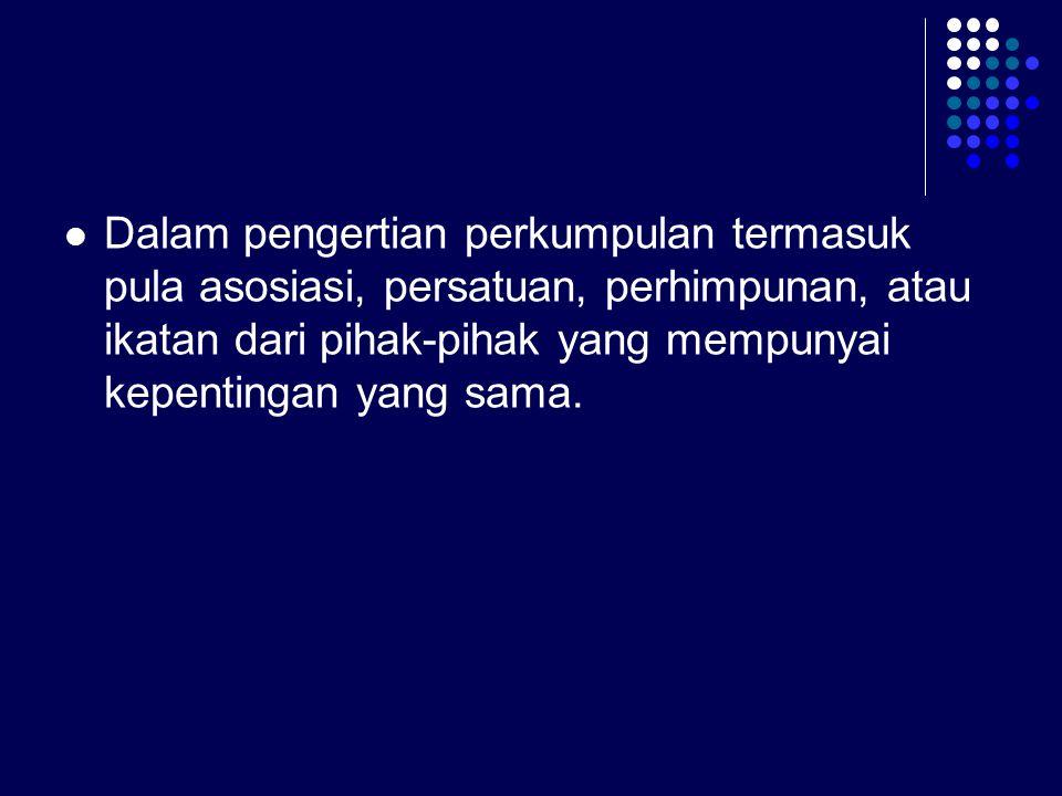 Objek Pajak Penghasilan ((Psl 4 ayat (1) UU No.7/1983 sttd UU No.