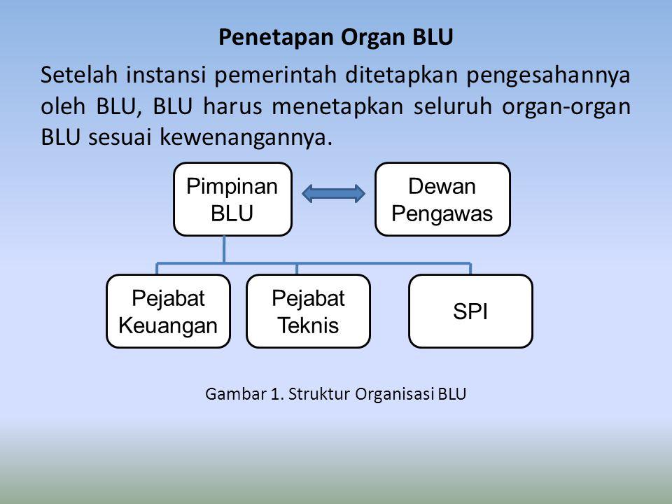 Dewan Pengawas Adalah salah satu organ BLU yang bertugas melakukan pengawasan terhadap pengelolaan BLU.