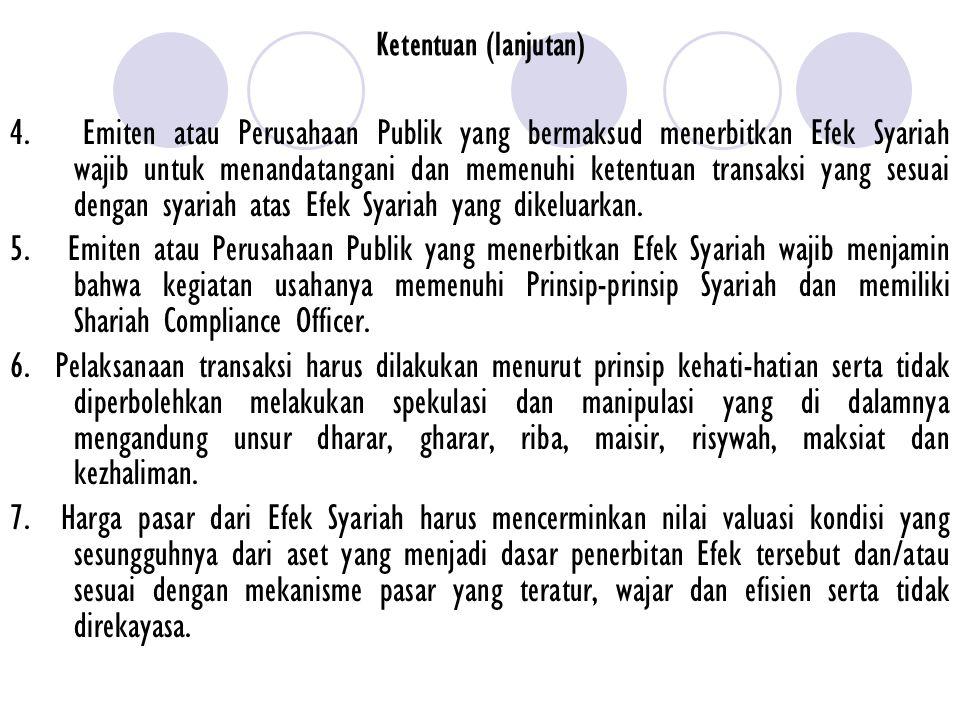 REKSADANA SYARI'AH Reksadana syari'ah adalah lembaga jasa keuangan syari'ah nonbank yang kegiatannya berorientasi pada investasi di sektor portofolio atau nilai kolektif dari surat berharga.