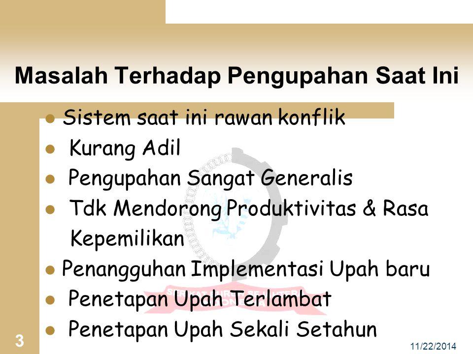 11/22/2014 13 T erima Kasih Atas Perhatiannya K SBSI Jl.