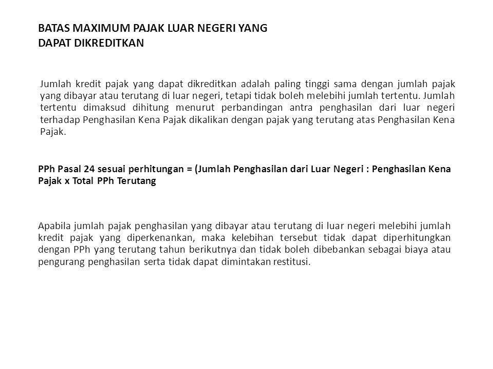 PT A di Indonesia merupakan pemegang saham tunggal dari Z Inc.