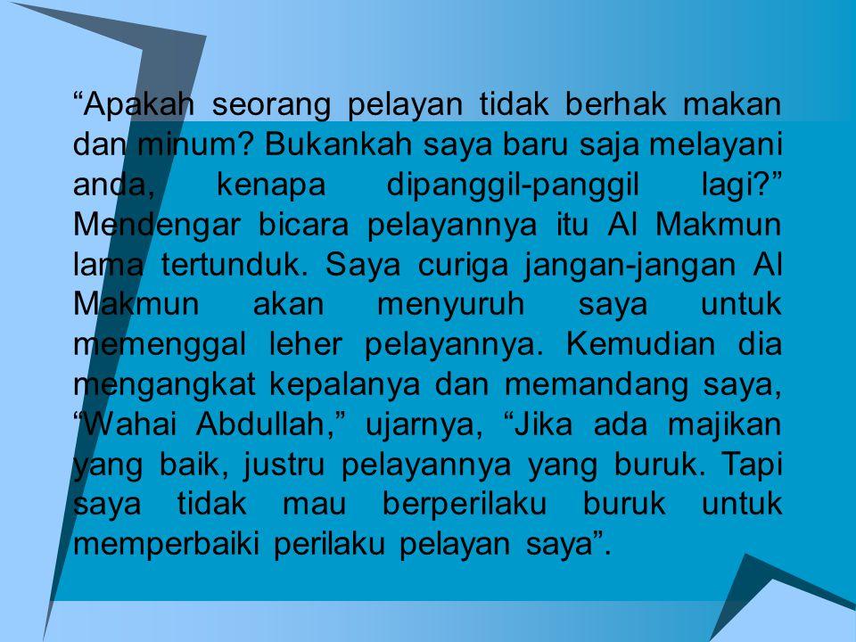 Sifat-sifat Pendidik Sukses a.Penyabar Rasulullah bersabda : sifat penyabar dan tidak pemarah adalah dua sifat yang dicintai oleh Allah SWT. (Muslim d