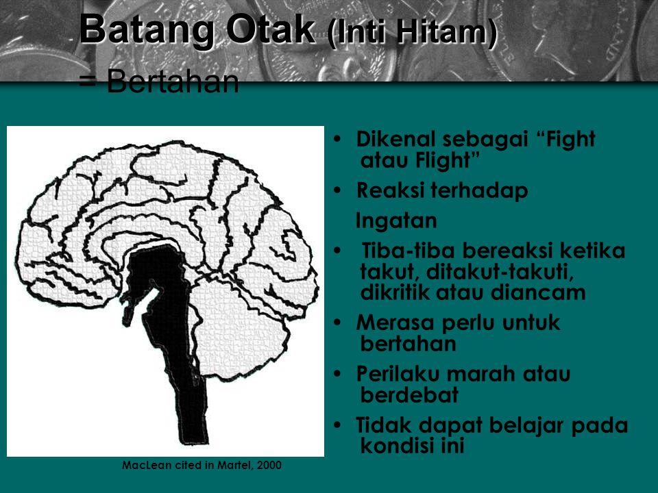 The 3 in 1 PUSAT KOMUNIKASI Brain