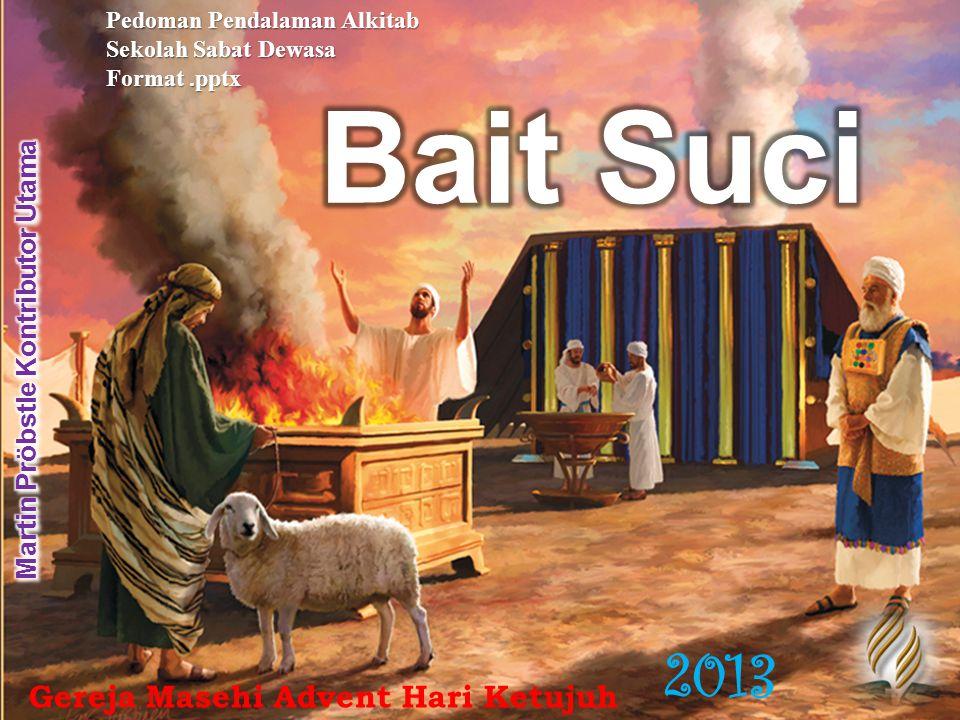 Gereja Masehi Advent Hari Ketujuh 2013 Pedoman Pendalaman Alkitab Sekolah Sabat Dewasa Format.pptx