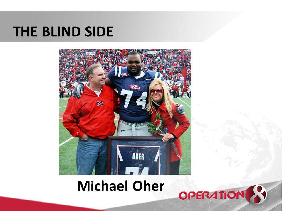 THE BLIND SIDE Michael Oher
