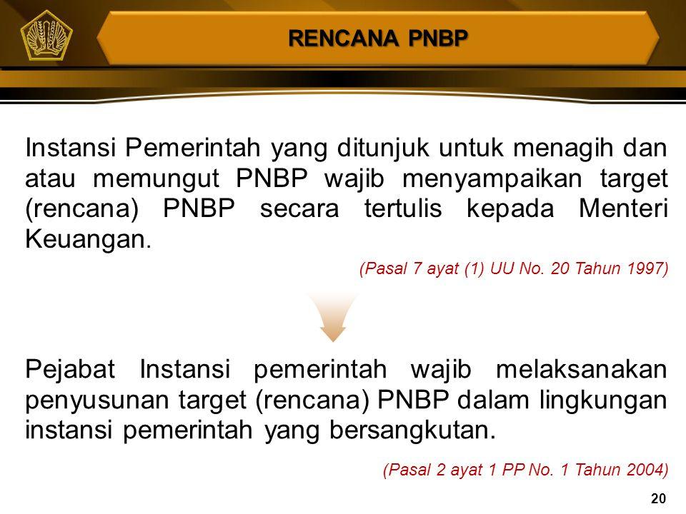 Kementerian Pendidikan Nasional masih belum tertib dalam menyampaikan laporan realisasi penerimaan dan penggunaan PNBP secara triwulanan kepada Kement