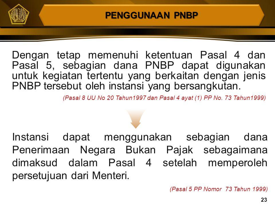  Latar belakang;  Visi dan misi;  Tugas pokok dan fungsi;  Realisasi PNBP dan penggunaan dana PNBP 3 (tiga) tahun terakhir dari tahun anggaran ber