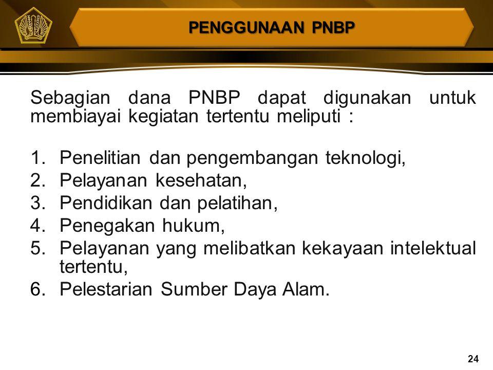 Dengan tetap memenuhi ketentuan Pasal 4 dan Pasal 5, sebagian dana PNBP dapat digunakan untuk kegiatan tertentu yang berkaitan dengan jenis PNBP terse