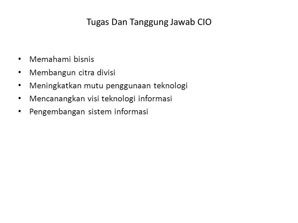Tanatangan CIO (count…) Memperlancar Intelijen Perusahaan Anda: Ciptakan Rantai Peluang Enterprise yang Luas.