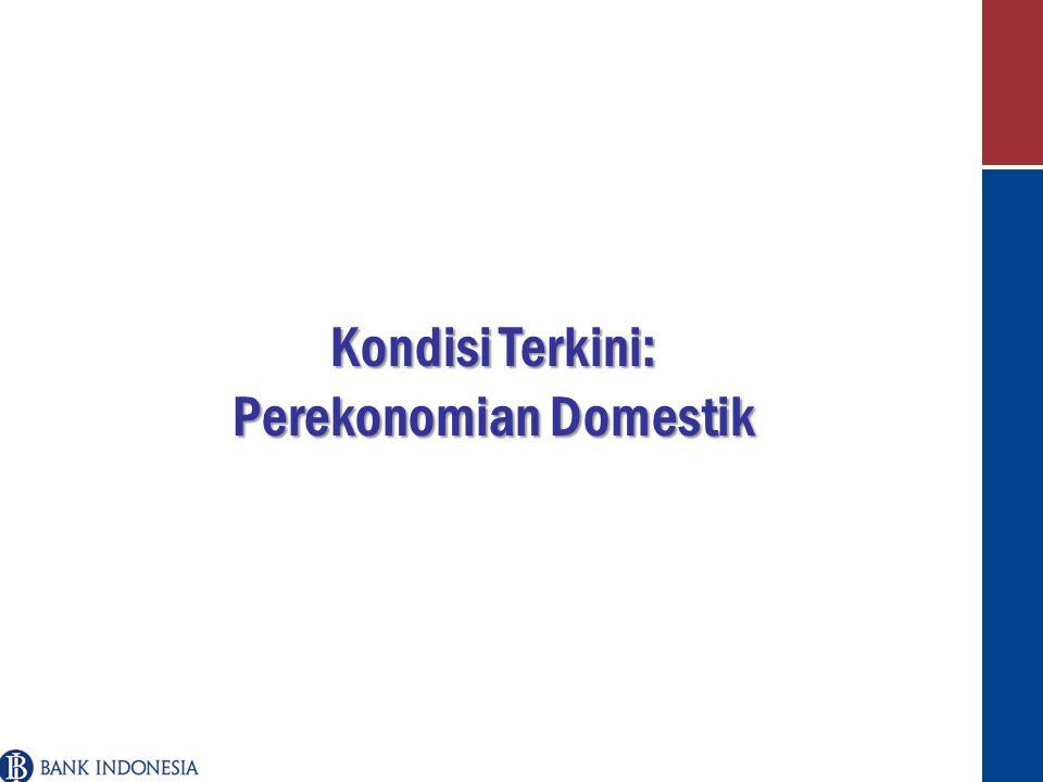 Kondisi Terkini: Perekonomian Domestik