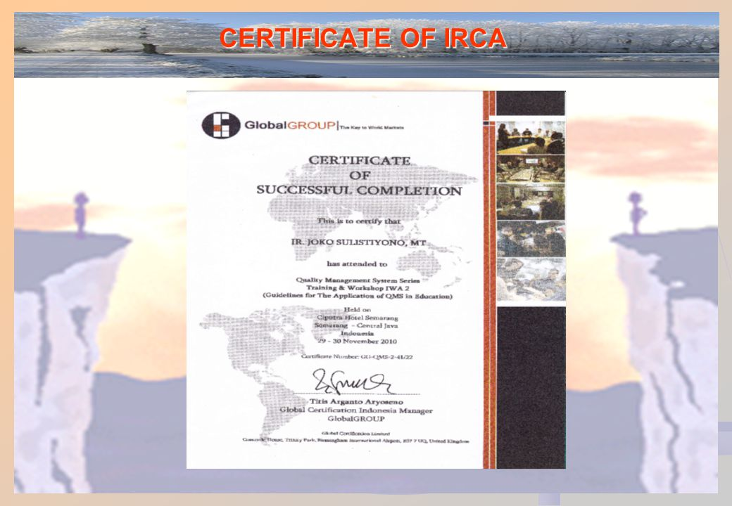 IMPLEMENTASI ISO 9001:2008