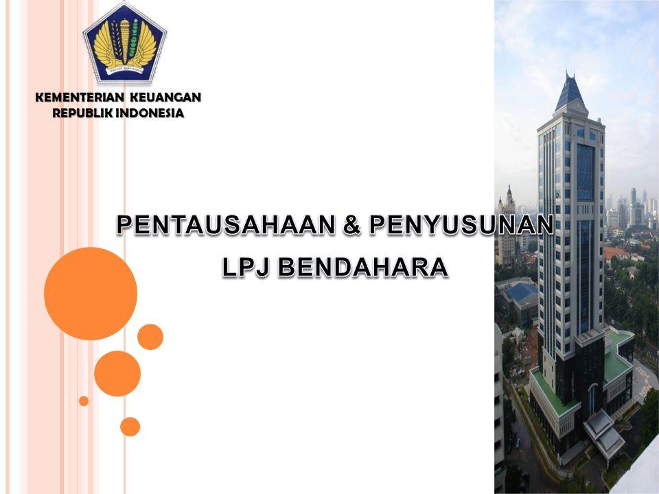 KEMENTERIAN KEUANGAN REPUBLIK INDONESIA