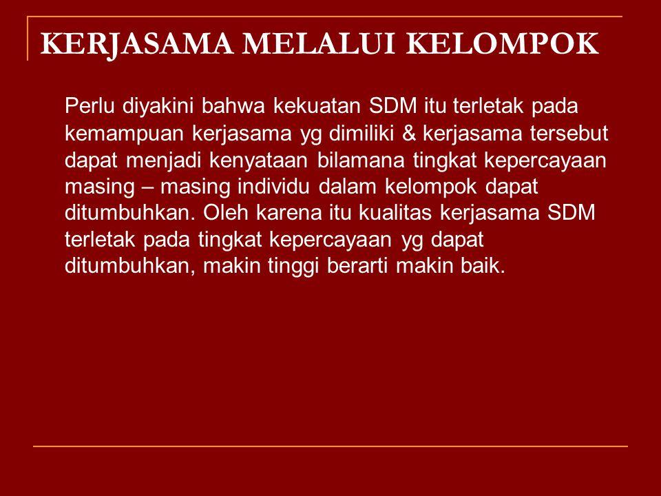 Falsafah Pancasila telah memberikan ciri khas sinergistik masyarakat Indonesia melalui asas kekeluargaan, asas kegotong – royongan, asas kebersamaan,