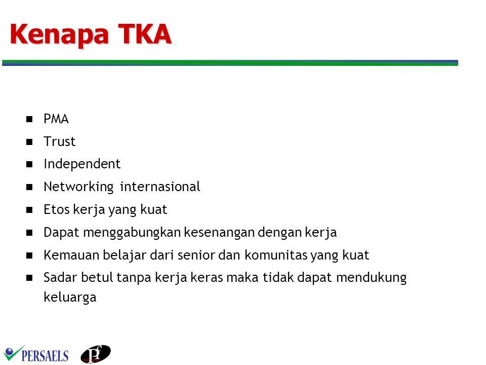 TKI yang bekerja diluar negeri Bukan Think Thank Tingkatnya operator atau pelaksana Daya negosiasi yang kurang Karena kebudayaan dan kultur lebih senang di Indonesia Tidak ada data statistik yang akurat