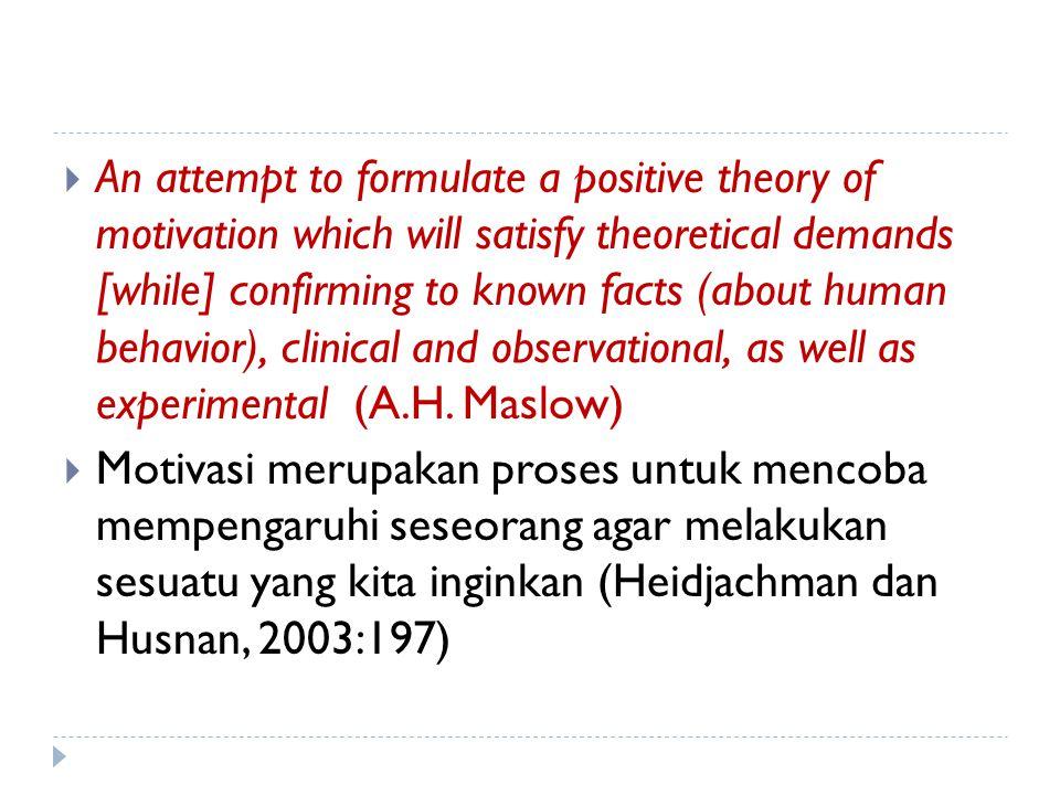 Teori X dan Y (Mc.