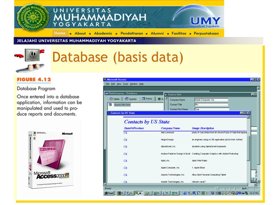 Database (basis data)