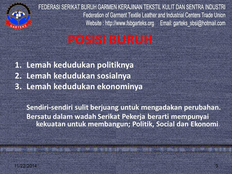 CIRI-CIRI SP/SB YANG SEHAT, KUAT DAN DEMOKRATIS (2) 1.