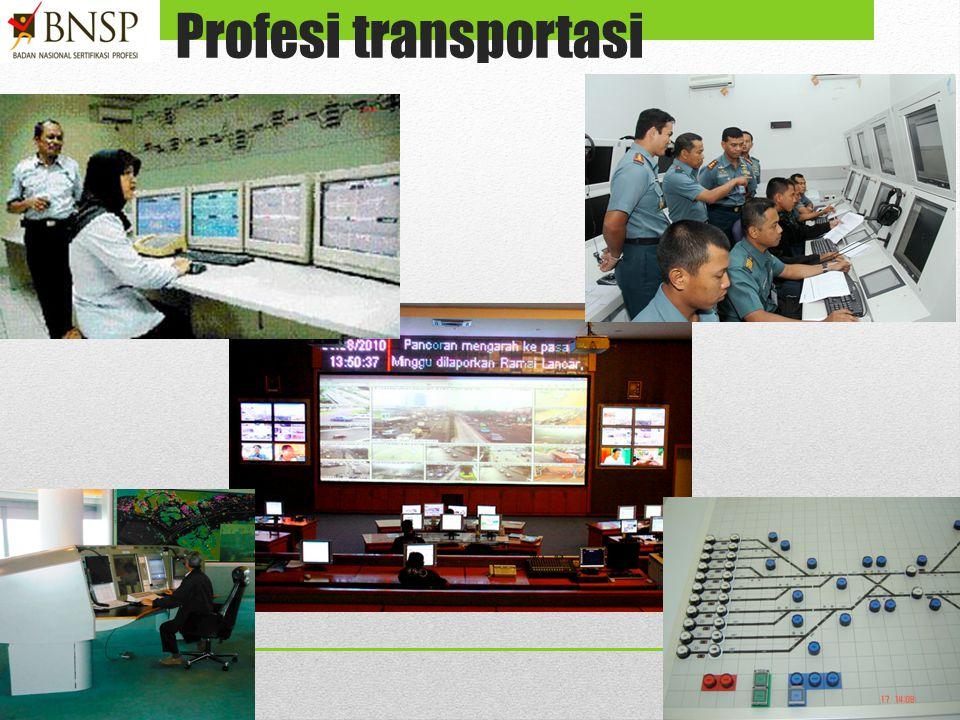 Profesi transportasi