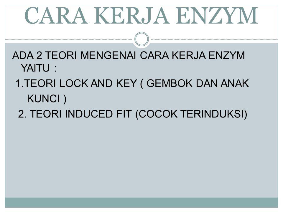 TUGAS. Coba sebutkan nama-nama enzim pencernaan kita,lengkapi dengan tempat dan fungsinya ( dalam bentuk tabel )
