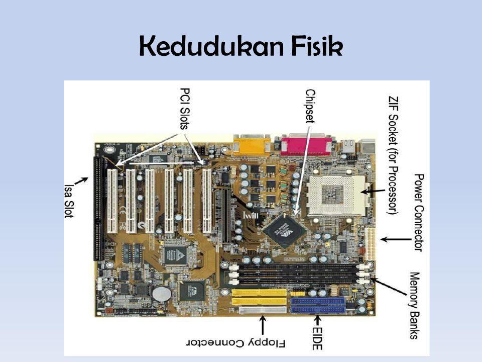 Cara Kerja CPU Jika pengerjaan keseluruhan telah selesai, maka CU akan menjemput hasil pengolahan dari Working-storage untuk ditampung ke Output-storage.