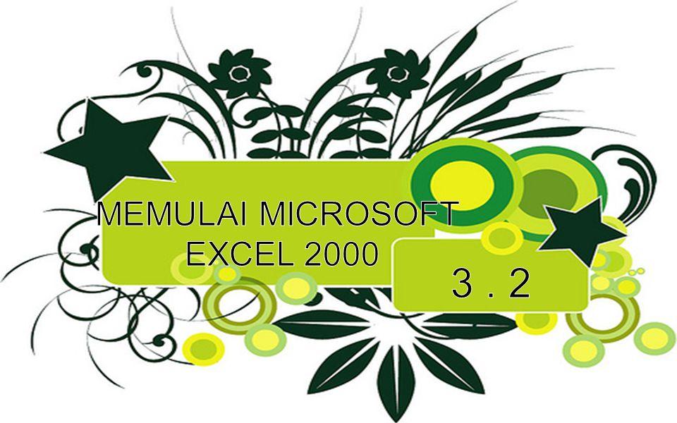 Microsoft Excel (MS-Excel) merupakan program aplikasi spreadsheet (lembar kerja elektronik) canggih yang paling populer dan paling banyak digunakan saat ini.