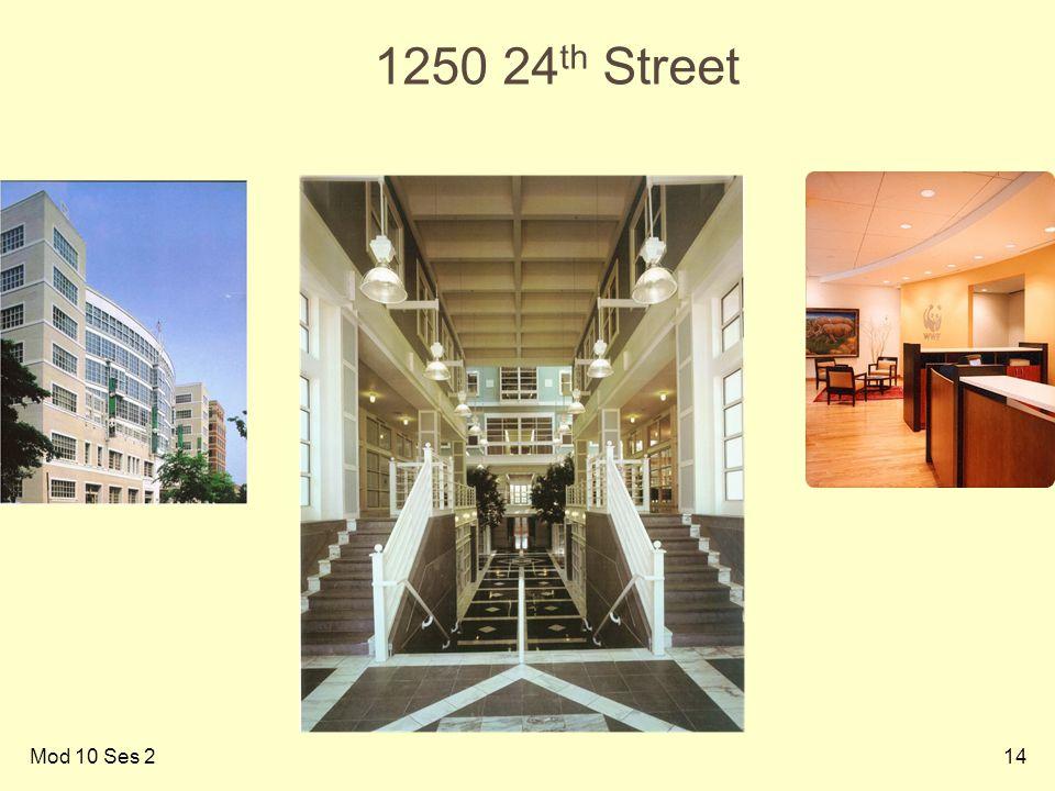 14Mod 10 Ses 2 1250 24 th Street