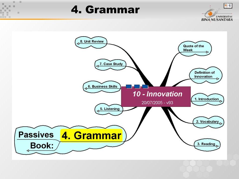 4. Grammar