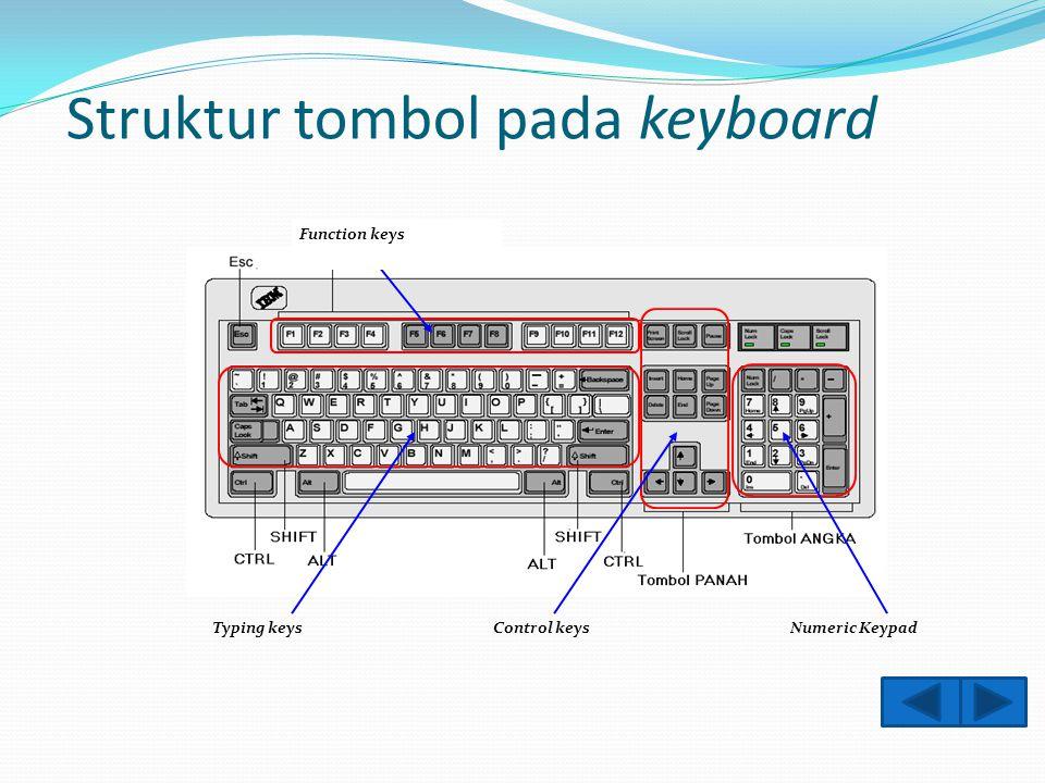Keyboard Wireless 3. Sesuai dengan namanya, keyboard tipe ini tidak menggunakan kabel sebagai penghubung antara keyboard dengan komputer. Jenis koneks