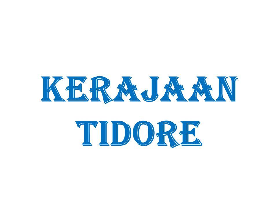 Tidore adalah pulau penghasil rempah-rempah terkenal di dunia, yakni cengkeh dan pala.