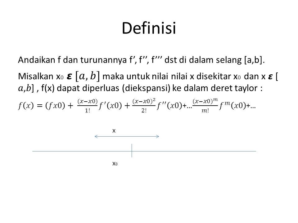 Definisi x0x0 x