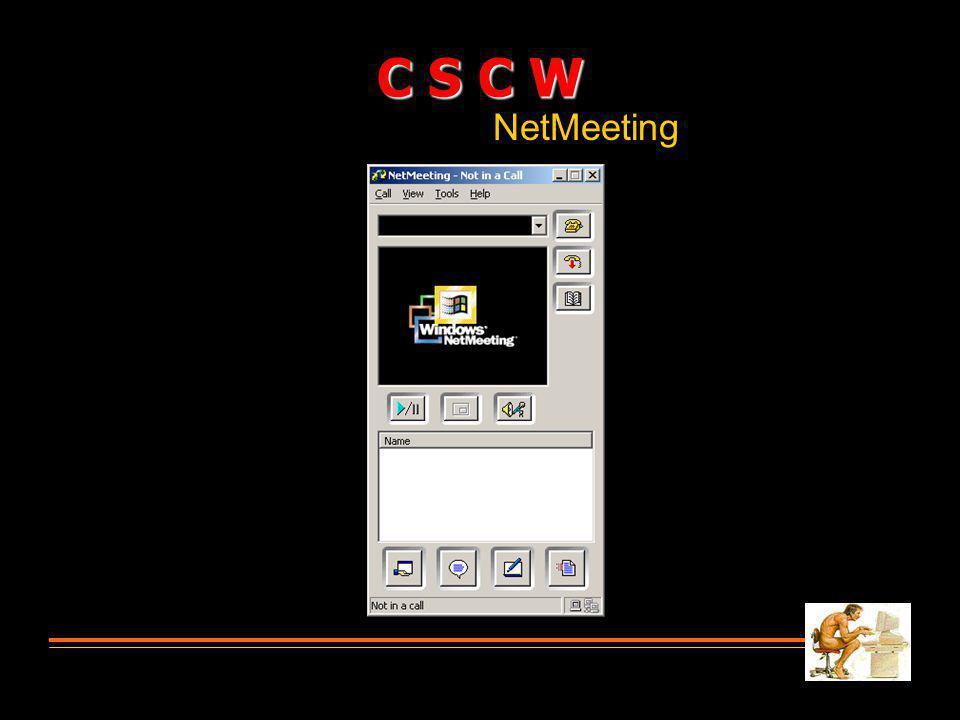 NetMeeting C S C W